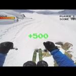 GoPro: Shredding Down Norway's Isskard Glacier