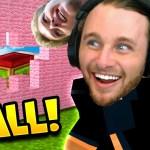 BUILD A WALL LIKE TRUMP | Minecraft Bed Wars 3v3