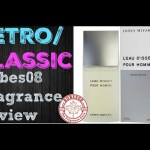 L'Eau D'Issey Pour Homme by Issey Miyake Fragrance Review (1994) | Retro Series