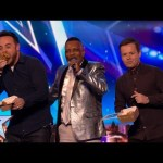 Preview: Audley Buckle's chicken and chips song is finger lickin' good   Britain's Got Talent 2017