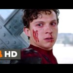 Spider-Man: Far From Home (2019) – Spider-Man vs. Mysterio Scene (9/10) | Movieclips