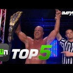 5 GREATEST International Title Matches in IMPACT Wrestling History | GWN Top 5