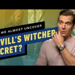 Did We Almost Uncover Henry Cavill's Witcher Secret?