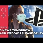 IGN News Live: PS5 News Coming Soon, More Movies Getting Postponed – 3/17/2020