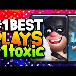World's #1 Pro Plays #1 Most TOXIC Deck! 😵
