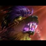 Avok | Wolf – Digital Painting (#PaintToolSAI ) | CreativeStation