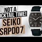 NOT A Cocktail Time! Seiko Presage SRPD07