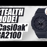 The Coolest Watch $99 CAN'T Buy! The 'CasiOak' GA2100