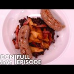 Amateur Cooks Battle To Create A Sausage Dish | Culinary Genius