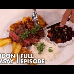 Amateur Cooks Battle To Show Off Their Best Steaks | Culinary Genius