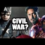 Captain America 3 – Featuring Tony Stark? – CineFix Now