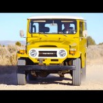 MotorTrend Presents: The Land Cruiser Rally