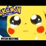 Pokémon: The First Movie Pitch Meeting