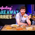A Chef Tries to RECREATE Takeaway Restaurant Curry