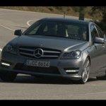 Mercedes C-class coupe video review 90sec verdict