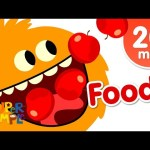 Our Favorite Food Songs For Kids! | Super Simple Songs
