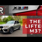 The 2020 BMW X3 M Competition Perfectly Blends Your Sports Car With Your Family Car