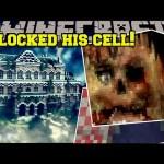 Minecraft: I UNLOCKED HIS CELL!! – THE ASYLUM – Custom Map