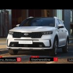 2021 Kia Sorento – Redline: First Look