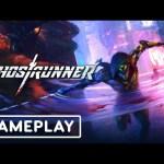 Ghostrunner Gameplay   gamescom 2020