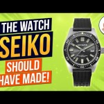 The Watch Seiko SHOULD Have Made……