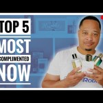 Top 5 Most Complimented Fragrances