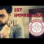 1st Impression: Fan Di Fendi Assoluto by Fendi (2014)