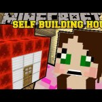 Minecraft: SELF BUILDING REDSTONE HOUSE!! – CURSE OF THE PUMPKIN PRINCE – Custom Map [2]