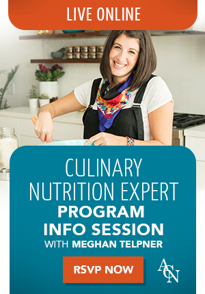Culinary Nutrition Expert Program Info Session