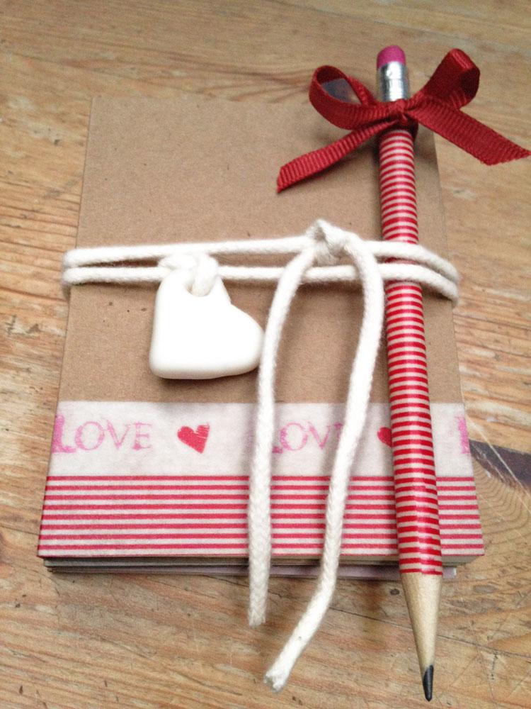 set para hacer cartas de amor