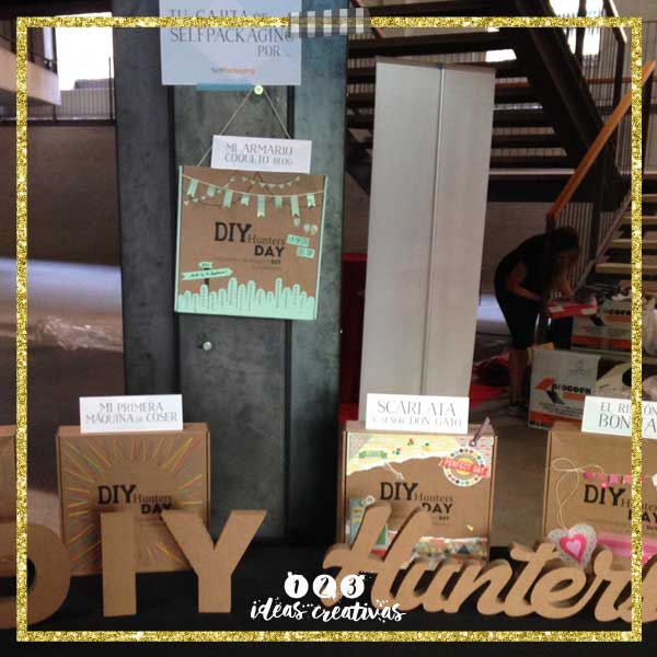 Diy Hunters Day. Crónica del evento