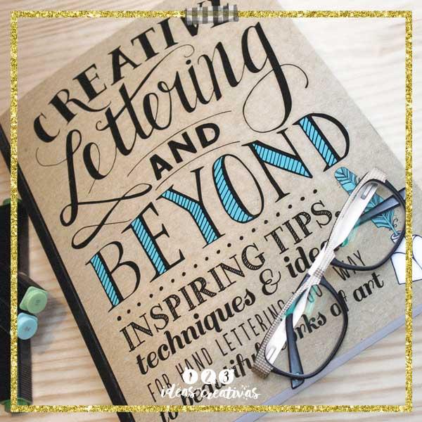 Hand lettering – El libro que deberías tener