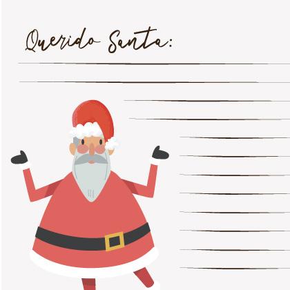 Carta a papá Noel!!!