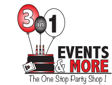 "3in1 Events & More ""Store"""