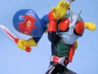 ゲルショッカー戦闘員VS仮面ライダー2号