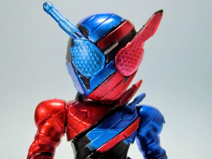 コンバージ仮面ライダー7・仮面ライダービルド ラビットタンクフォーム