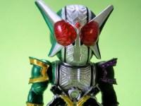 コンバージ仮面ライダー9・仮面ライダーW・サイクロンジョーカーエクストリーム