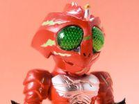 コンバージ仮面ライダー10・仮面ライダーアマゾンアルファ