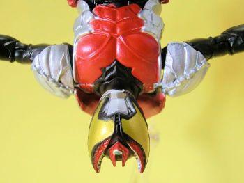 SHODO仮面ライダーVS9・仮面ライダーキバ・キバフォーム