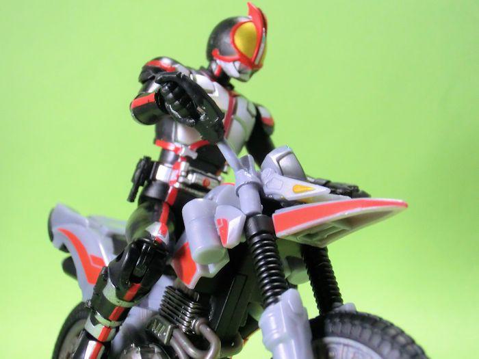 SHODO-X仮面ライダー2・オートバジン(バイクモード)