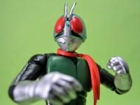 SHODO-X仮面ライダー3・仮面ライダー新1号