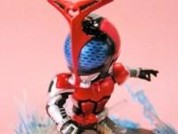仮面ライダーカブト・ライダーフォーム(クロックアップ)