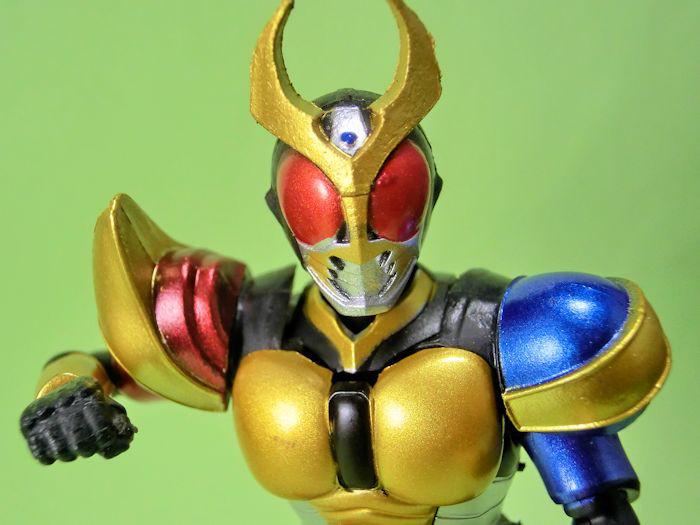 SHODO-X 仮面ライダー6・仮面ライダーアギト・トリニティフォーム