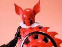 SHODO-O 仮面ライダー2・アポロガイスト