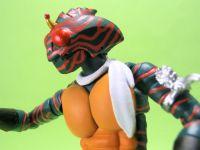 SHODO-X仮面ライダー9・仮面ライダーアマゾン