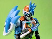 SHODO-X 仮面ライダー11・仮面ライダーエグゼイド ダブルアクションアクションゲーマーレベルXX(L)