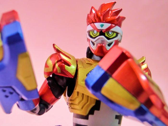 SHODO-O仮面ライダー6・仮面ライダーパラドクス・ファイターゲーマーレベル50