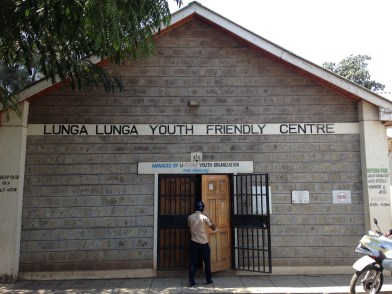 Lunga Lunga Youth Center