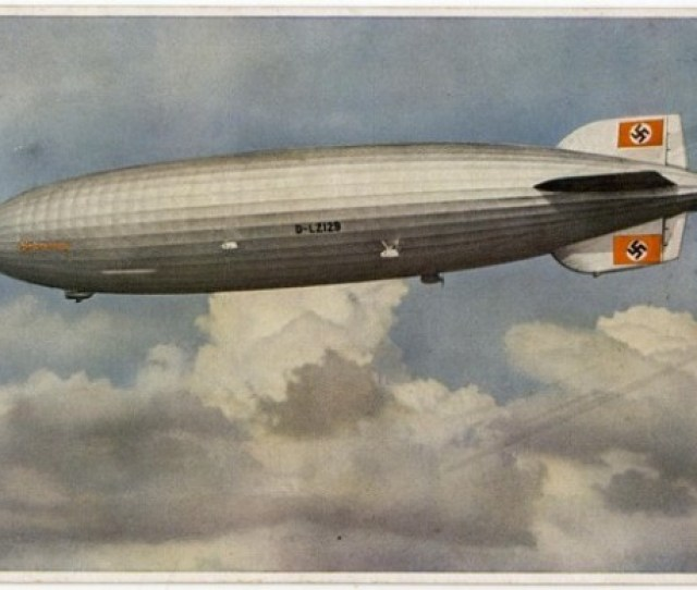 Lz 129 Hindenburg A Detailed History