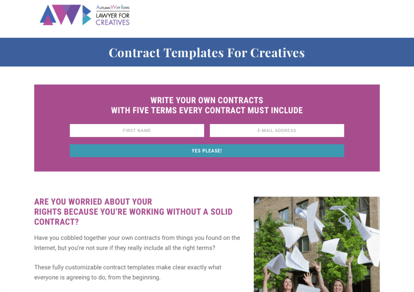 Digital product ideas you can sell: Templates